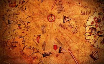 Ο μυστηριώδης Χάρτης της Κωνσταντινούπολης του 1513… - Φωτογραφία 1