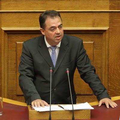 Ερώτηση Δημήτρη Κωνσταντόπουλου για τη στήριξη καρκινοπαθών και ανάγκη αναβάθμισης του Νοσοκομείου Αγρινίου - Φωτογραφία 1
