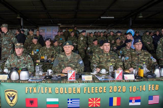 Φωτό από την άσκηση FTX GOLDEN FLEECE_2020 - Φωτογραφία 13