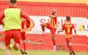 Football League: Ξεκόλλησε οριζόντιο δοκάρι στη Ρόδο! (pic)