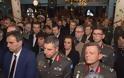 Τελετή Ενταφιασμού των Λειψάνων του Αντιστρατήγου Γεωργίου Κατσάνη στο Στρατιωτικό Νεκροταφείο Σιδηροκάστρου - Φωτογραφία 3