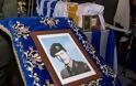 Τελετή Ενταφιασμού των Λειψάνων του Αντιστρατήγου Γεωργίου Κατσάνη στο Στρατιωτικό Νεκροταφείο Σιδηροκάστρου - Φωτογραφία 4