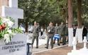 Τελετή Ενταφιασμού των Λειψάνων του Αντιστρατήγου Γεωργίου Κατσάνη στο Στρατιωτικό Νεκροταφείο Σιδηροκάστρου - Φωτογραφία 6