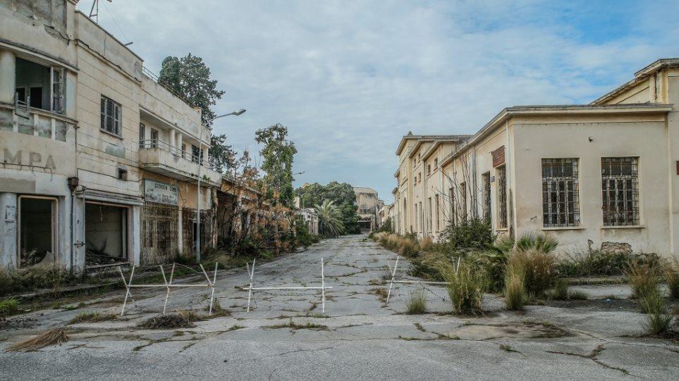 Αμμόχωστος: H Daily Mail κάνει φωτογραφικό αφιέρωμα στην πόλη-φάντασμα - Φωτογραφία 1