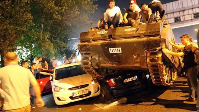 Φήμες για απόπειρα νέου πραξικοπήματος στην Τουρκία: Τι δήλωσαν Μπαχτσελί και Τσελίκ - Φωτογραφία 1