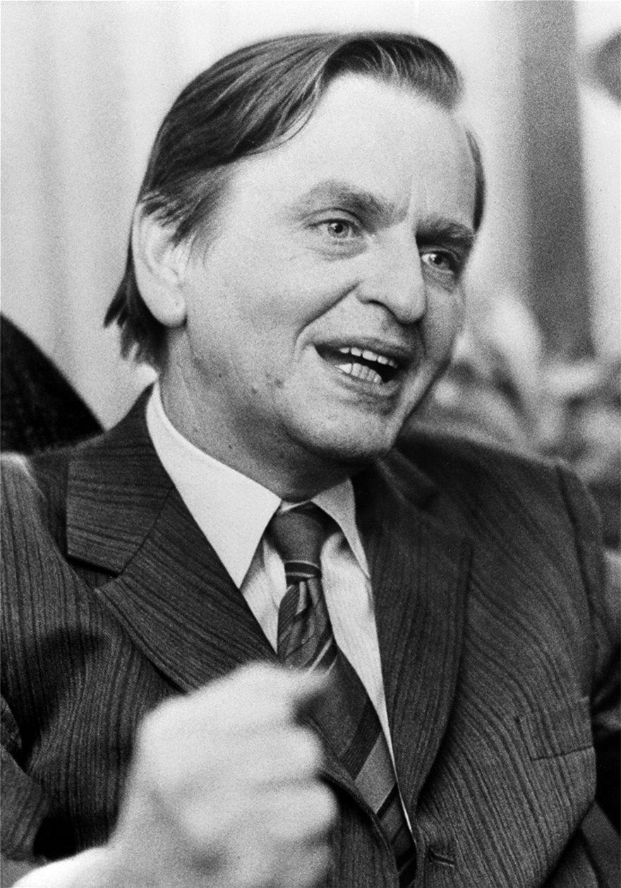 Ούλοφ Πάλμε: Η Σουηδία εκτιμά ότι βρίσκεται κοντά στη διαλεύκανση του φόνου του μετά από 34 χρόνια - Φωτογραφία 3