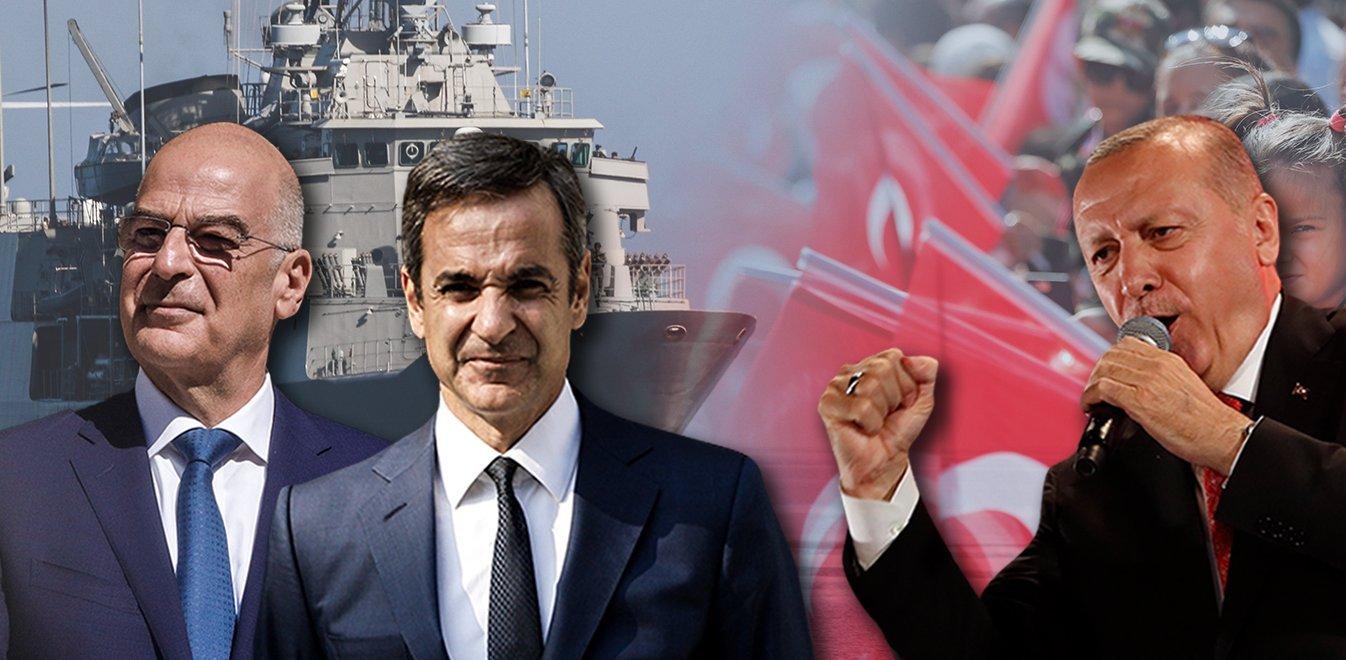"""Ελληνοτουρκικά - Μιχάλης Ιγνατίου: """"Δεν βλέπω πόλεμο με την Τουρκία, αλλά θερμό επεισόδιο.."""" (Vid) - Φωτογραφία 1"""