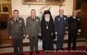 Στον Αριεπίσκοπο Ιερώνυμο οι Αρχηγοί των Γενικών Επιτελείων