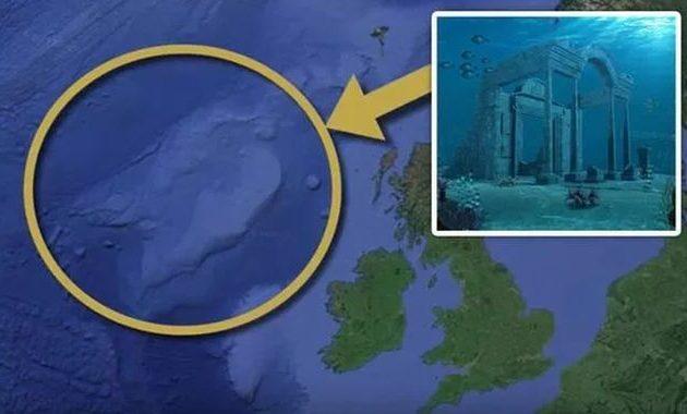 Τη βυθισμένη Ατλαντίδα ισχυρίζεται ότι εντόπισε Βρετανός ιστορικός - Φωτογραφία 1