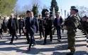 Παρουσία ΥΕΘΑ κ. Νικόλαου Παναγιωτόπουλου στις εκδηλώσεις για την 107η Επέτειο Απελευθερώσεως των Ιωαννίνων