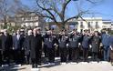 Παρουσία ΥΕΘΑ κ. Νικόλαου Παναγιωτόπουλου στις εκδηλώσεις για την 107η Επέτειο Απελευθερώσεως των Ιωαννίνων - Φωτογραφία 5