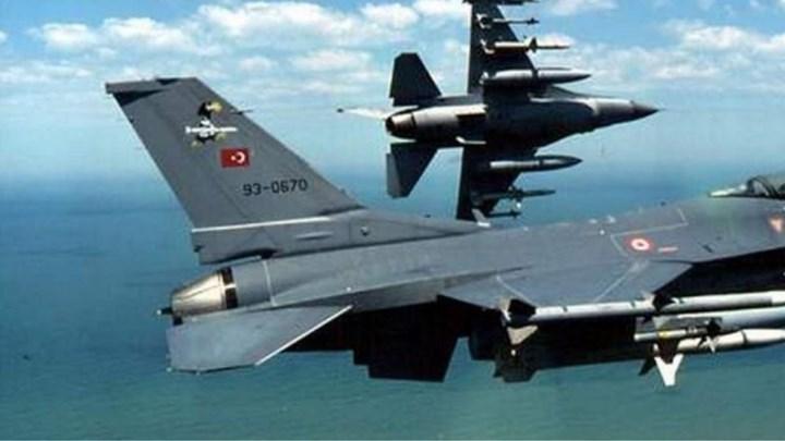 Τα 15 νησιά που προτιμούν οι Τούρκοι στις υπερπτήσεις τους -Ξεπέρασαν τις 100 σε 51 μέρες - Φωτογραφία 1