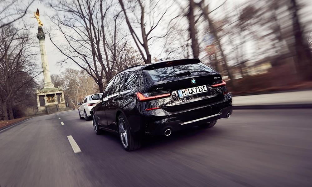 BMW 330e Touring - Φωτογραφία 3