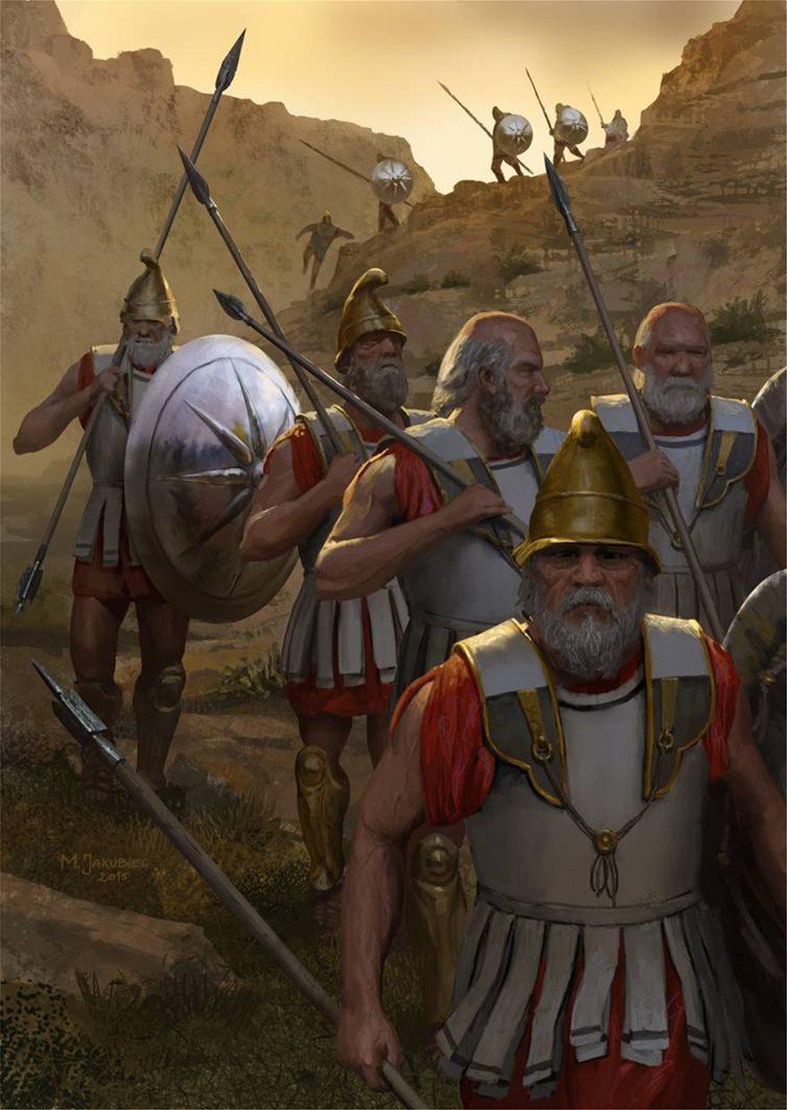 Ευμένης ο Καρδιανός: Ο ικανότερος από τους διαδόχους του Μεγάλου Αλεξάνδρου - Φωτογραφία 6