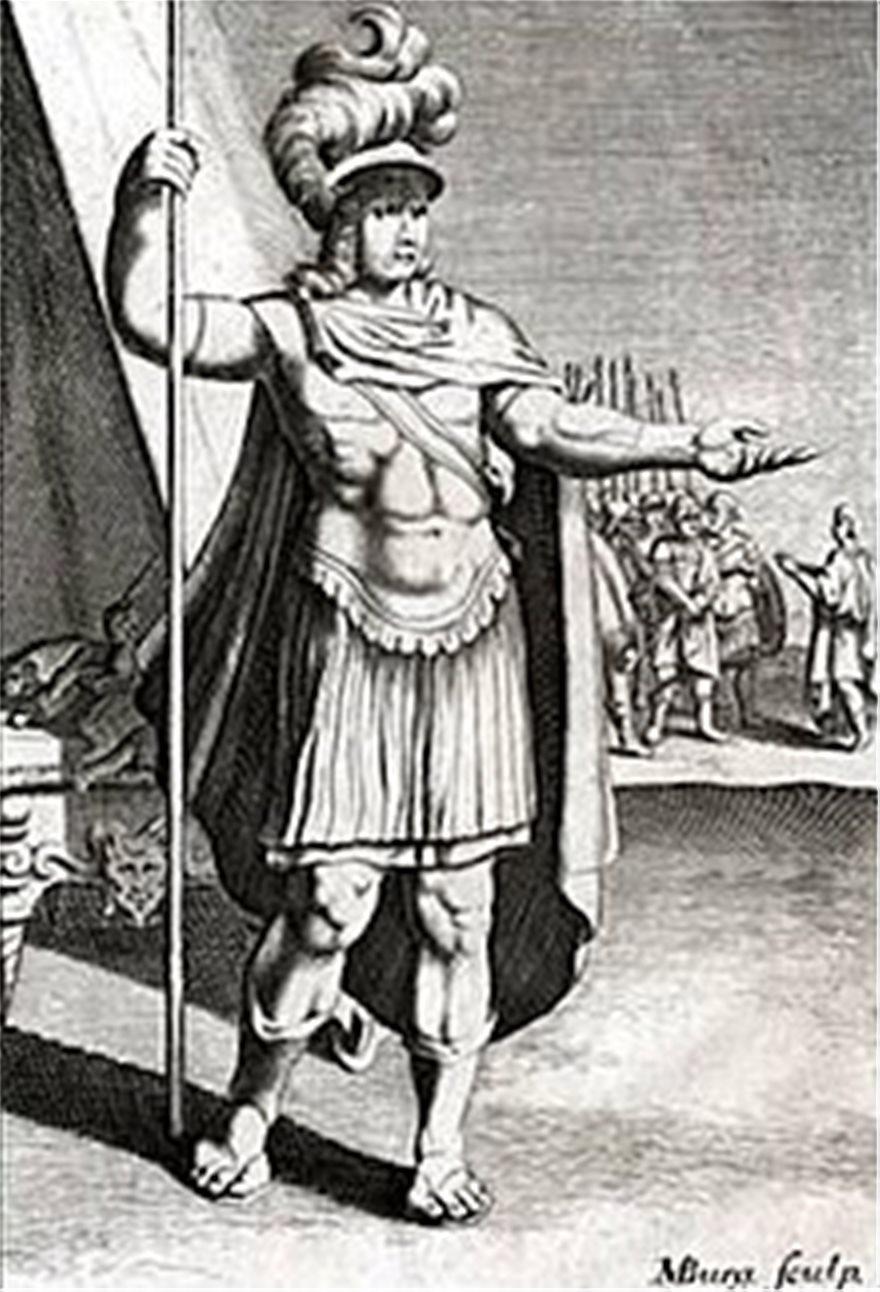 Ευμένης ο Καρδιανός: Ο ικανότερος από τους διαδόχους του Μεγάλου Αλεξάνδρου - Φωτογραφία 7