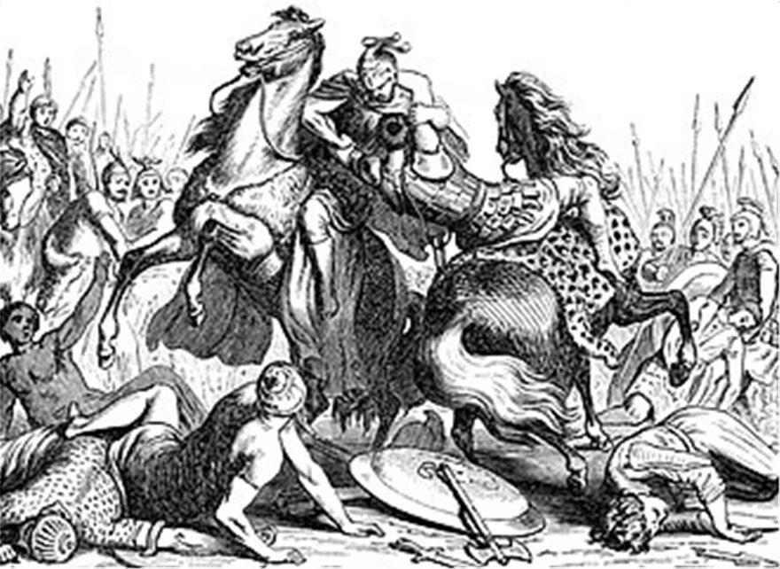 Ευμένης ο Καρδιανός: Ο ικανότερος από τους διαδόχους του Μεγάλου Αλεξάνδρου - Φωτογραφία 9