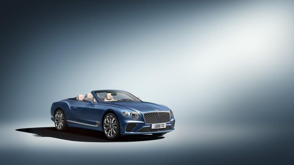 Bentley Continental GT Mulliner Convertible - Φωτογραφία 1