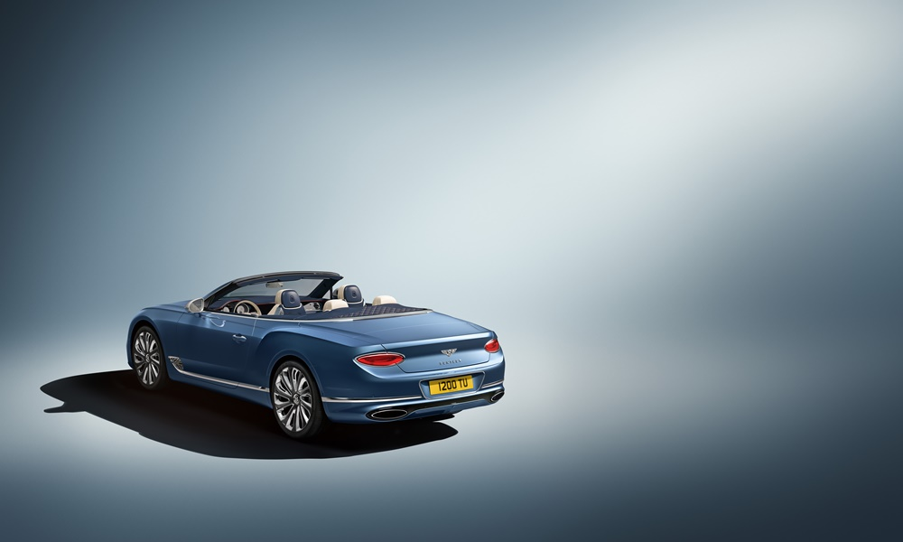 Bentley Continental GT Mulliner Convertible - Φωτογραφία 3