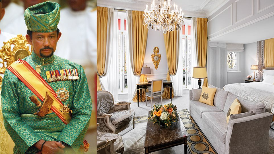 Χασανάλ Μπολκιάχ: Τα 5άστερα παλάτια του Σουλτάνου του Μπρουνέι - Φωτογραφία 1