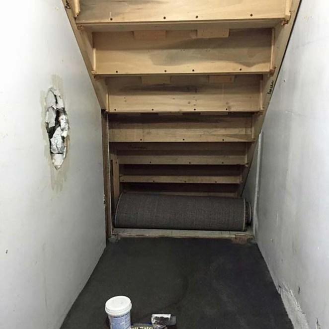 ΚΑΤΑΣΚΕΥΕΣ - Μαμά μετέτρεψε μικρό χώρο κάτω από την σκάλα σε δωμάτιο Harry Potter - Φωτογραφία 1