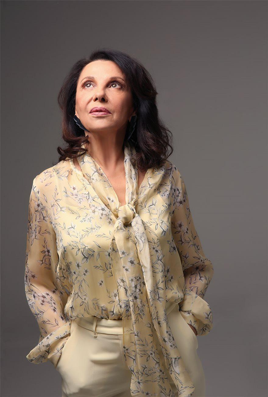 Μπέτυ Λιβανού: «Δεν έχω καμία σχέση με τους ηθοποιούς» - Φωτογραφία 4