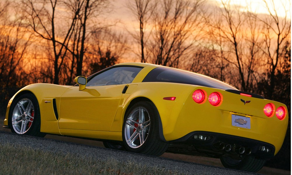 Corvette Z06  C6 - Φωτογραφία 3
