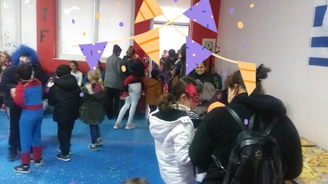 Με μεγάλη επιτυχία το αποκριάτικο πάρτι του Συλλόγου ΠΑΛΑΙΡΟΥ ΑΓΙΟΣ ΔΗΜΗΤΡΙΟΣ - (φωτο) - Φωτογραφία 1