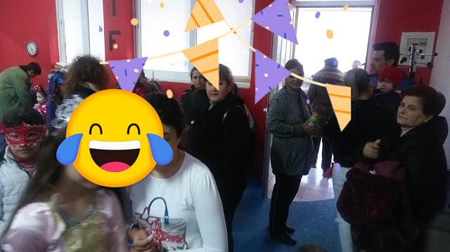 Με μεγάλη επιτυχία το αποκριάτικο πάρτι του Συλλόγου ΠΑΛΑΙΡΟΥ ΑΓΙΟΣ ΔΗΜΗΤΡΙΟΣ - (φωτο) - Φωτογραφία 3