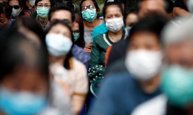 """Κορωνοϊός: """"Εξαφανίστηκαν οι μάσκες – Ο ιός του πανικού είναι χειρότερος…"""" αναφέρει ο πρόεδρος των Φαρμακοποιών - Φωτογραφία 1"""