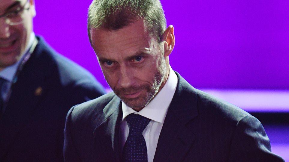 Πρόεδρος UEFA για το ελληνικό ποδόσφαιρο: «Στη σωστή κατεύθυνση» μεν, αλλά... «πάντα υπάρχει κίνδυνος Grexit» - Φωτογραφία 1