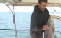 Απίστευτη ψαριά στη ΒΟΝΙΤΣΑ: Έπιασε ψάρι (Κρανιός) 25 κιλών! - Φωτογραφία 2