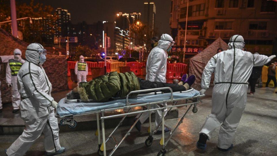 Κορωνοϊός: Ο ιός μπορεί να «αφήσει» έως και 80 εκατ. νεκρούς, προειδοποιεί σύμβουλος του ΠΟΥ - Φωτογραφία 1