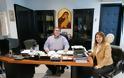 Υπογραφή σύμβασης του έργου «Συντήρηση Παλαιάς Εθνικής Οδού Έδεσσας-Φλώρινας (περιοχή Ξανθογείων)»