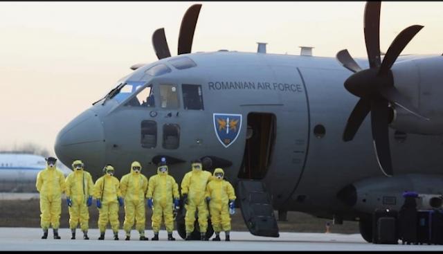 Κοροναϊός: Μέτρα προστασίας για τα πληρώματα της ΠΑ που πέταξαν στην Ιταλία είχαν ληφθεί; - Φωτογραφία 1