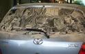 Έργα τέχνης σε σκονισμένα αυτοκίνητα! (Photos) - Φωτογραφία 11