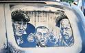 Έργα τέχνης σε σκονισμένα αυτοκίνητα! (Photos) - Φωτογραφία 16