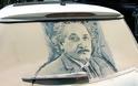 Έργα τέχνης σε σκονισμένα αυτοκίνητα! (Photos) - Φωτογραφία 6