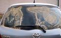 Έργα τέχνης σε σκονισμένα αυτοκίνητα! (Photos) - Φωτογραφία 7