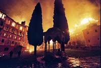 13263 - Δεκαέξι χρόνια μετά, το Χιλιανδάρι επουλώνει και τις τελευταίες πληγές του από την καταστροφική πυρκαγιά της 4ης Μαρτίου 2004 - Φωτογραφία 2