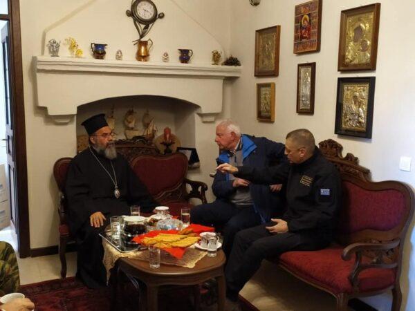 Ο Αντιπρόεδρος της Ελληνικής Κυβερνήσεως στη Σύμη - Φωτογραφία 3
