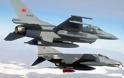 Τουρκικά F-16 πέταξαν πάνω από τον Βόρειο Έβρο