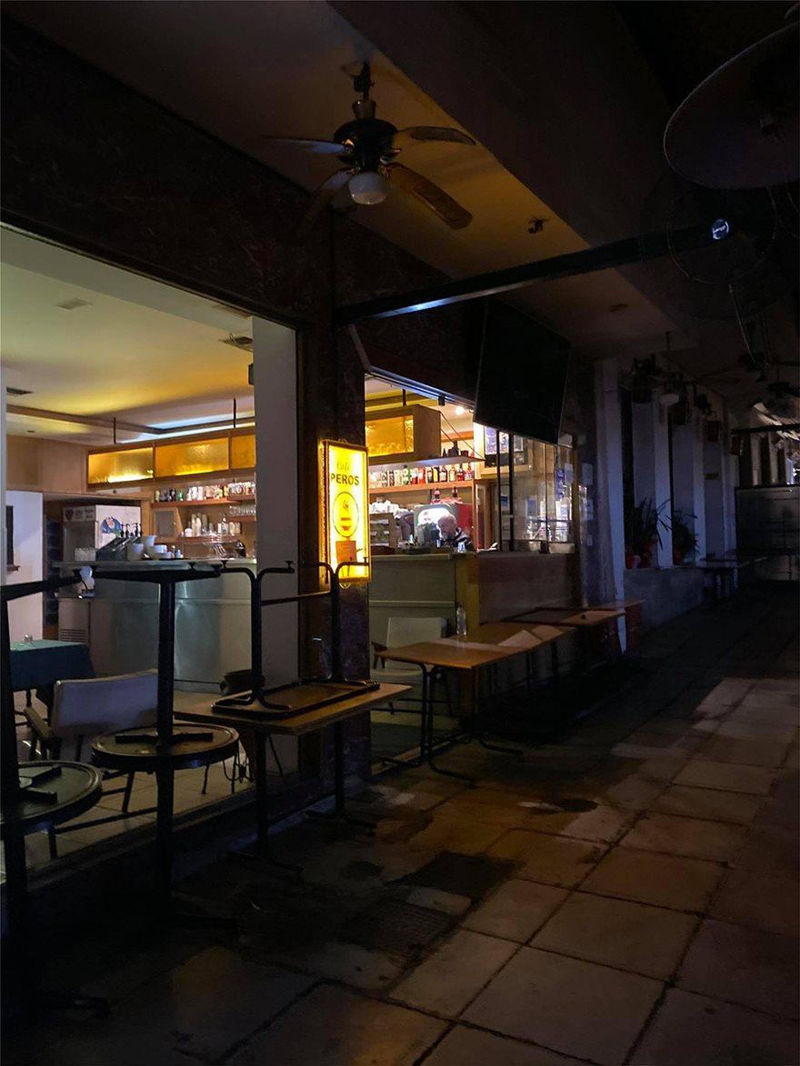 Σάββατο βράδυ: Πόλη-φάντασμα η Αθήνα - Φωτογραφία 5