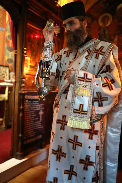 13333 - Φωτογραφίες από την πρώτη Θεία Λειτουργία στο παρεκκλήσι του Οσίου Ιωσήφ του Ησυχαστή - Φωτογραφία 7