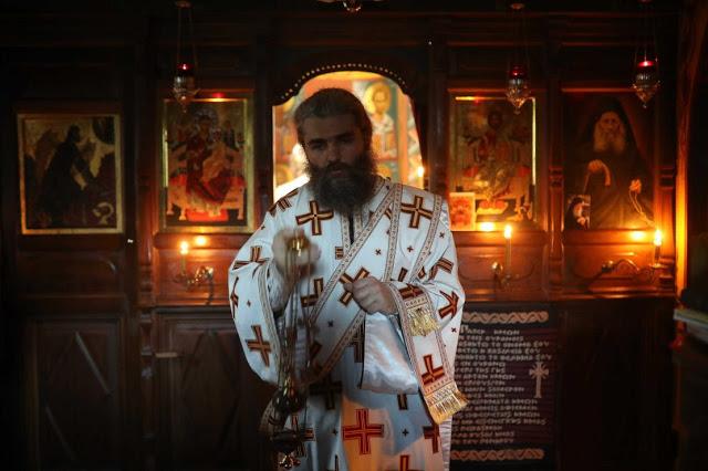 13333 - Φωτογραφίες από την πρώτη Θεία Λειτουργία στο παρεκκλήσι του Οσίου Ιωσήφ του Ησυχαστή - Φωτογραφία 9