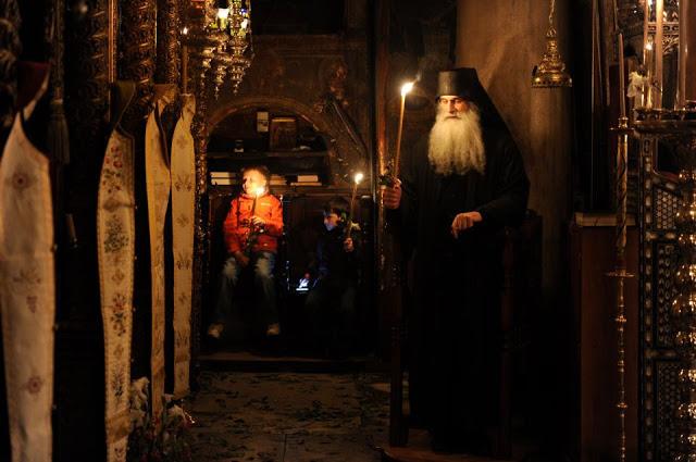 13350 - Μοναχός Παύλος Χιλιανδαρινός (1958 - 21 Μαρτίου 2013) - Φωτογραφία 2
