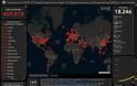 Περισσότερα από 400.0000 κρούσματα επίσημα δηλωμένα παγκοσμίως