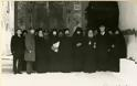 13375 - Σπάνιες φωτογραφίες από την ενθρόνιση του Ηγουμένου της Ιεράς Μονής Σταυρινικήτα, Αρχιμ. Βασιλείου, το 1968.