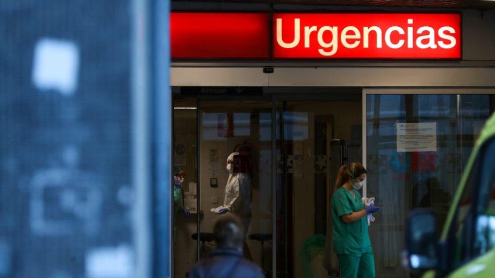 Χάος στην Ισπανία - 736 νεκροί και 7.457 νέα κρούσματα σε μία ημέρα - Φωτογραφία 1
