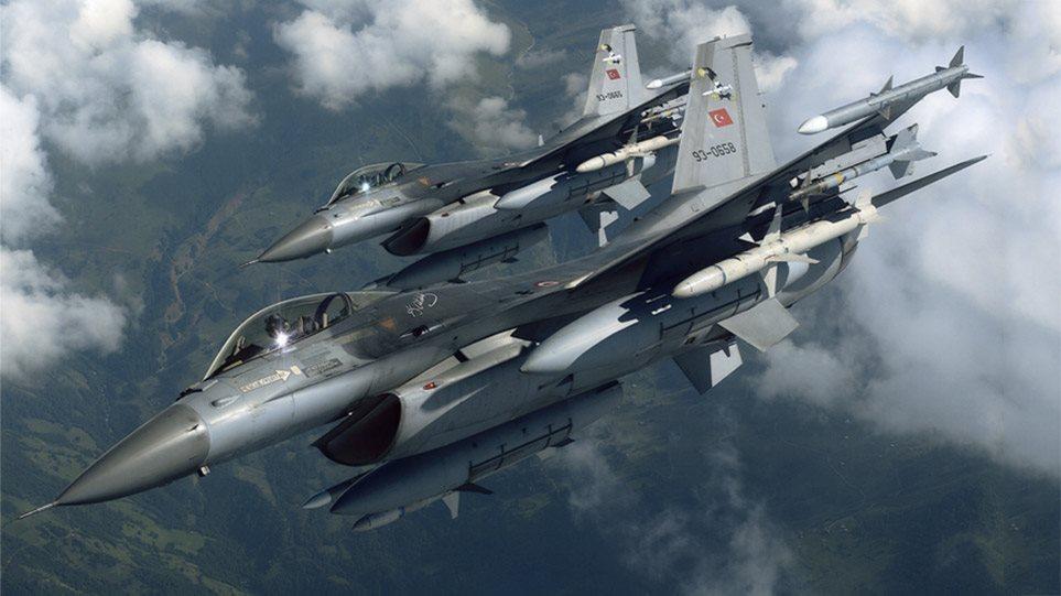 Τουρκική προκλητικότητα: Παρέμβαση εισαγγελίας για δήθεν πτήση F-16 μέχρι την Καβάλα - Φωτογραφία 1