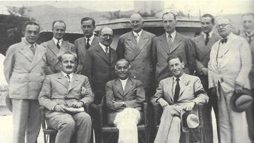 Γερμανοί κατάσκοποι στην Ελλάδα πριν τον Β' Παγκόσμιο Πόλεμο - Φωτογραφία 1